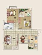 G1两室两厅单卫