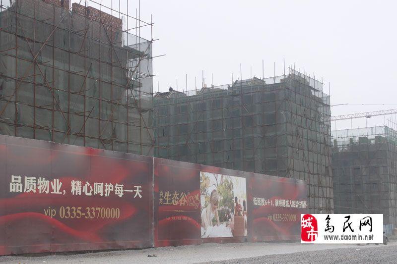 秦皇岛兴龙生态谷