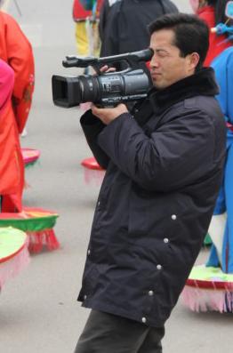 史建敏,摄像师