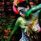 [转贴]泰国国际人体彩绘大赛