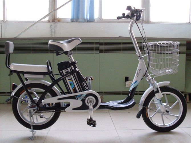 富士达锂电池电动车维娜图片