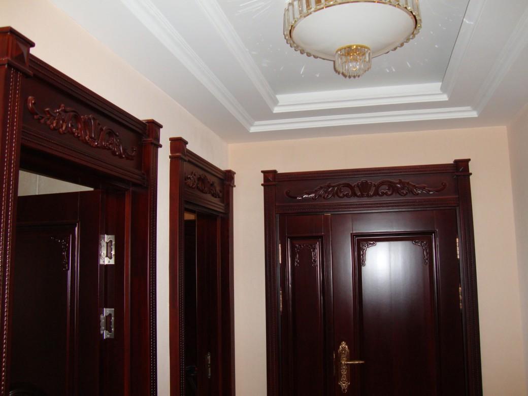 室内实木装修图片