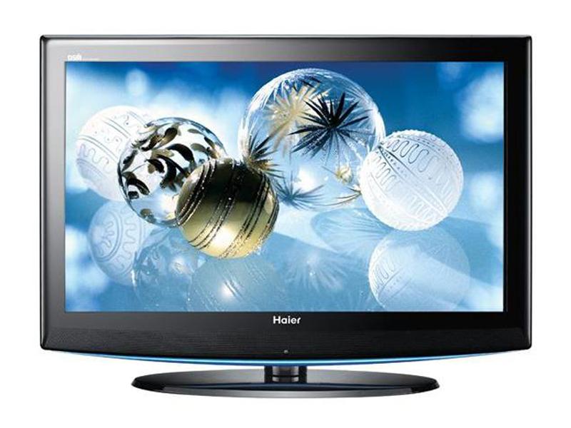 海尔32寸超窄边液晶电视