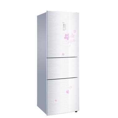 海尔冰箱 bcd-268wbcs