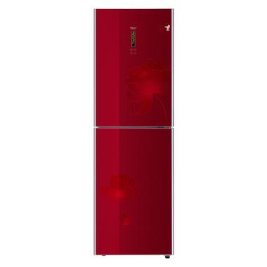 海尔冰箱 BCD-210DCX(水晶红)(蓝色)