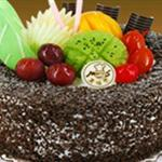 消费100送0.1磅巧克力蛋糕