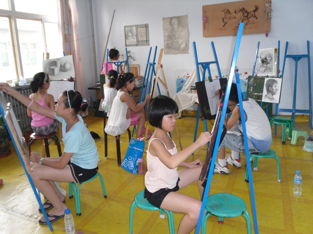 全國青少年兒童書畫攝影教育實驗基地