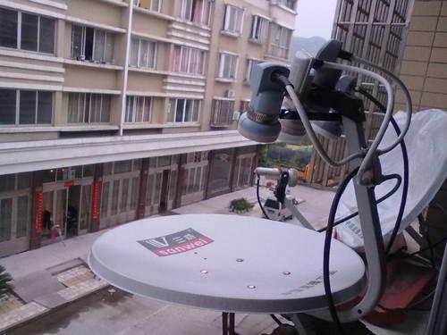 福州数字卫星电视维修调试安装