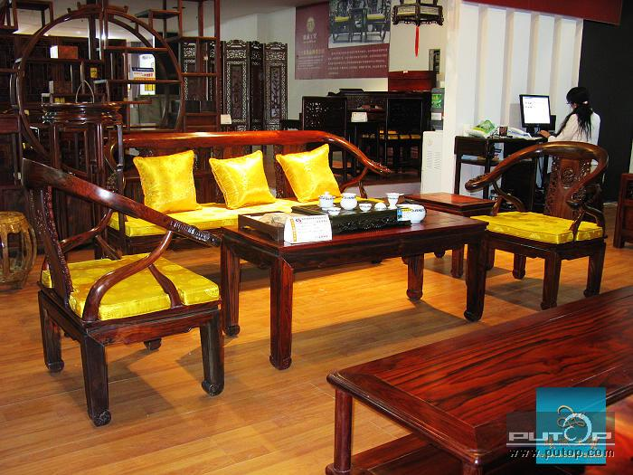 专业量身订做红木沙发精品坐垫