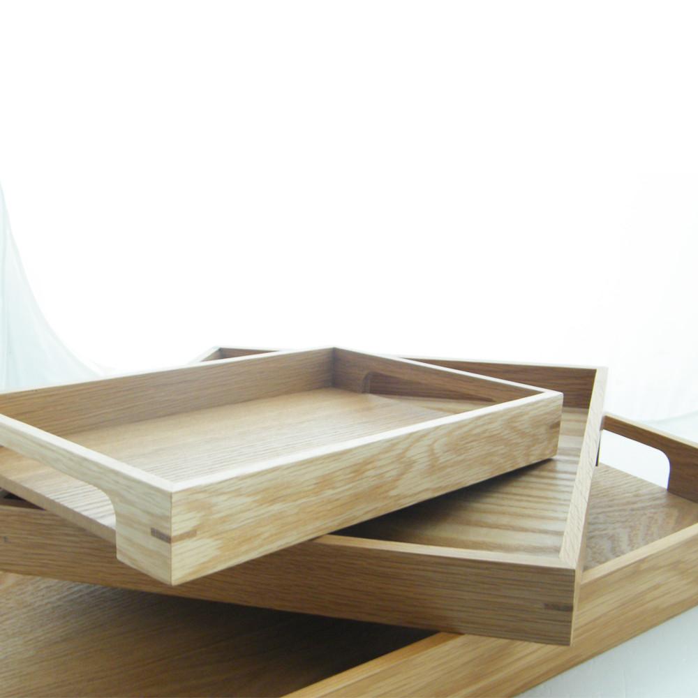 简爱家居 方形木托盘 实木托盘 茶盘 果盘 托盘 时尚简约大