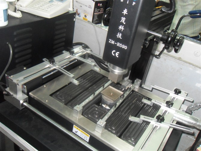 主要经营 笔记本 台式机 液晶显示器芯片级维修
