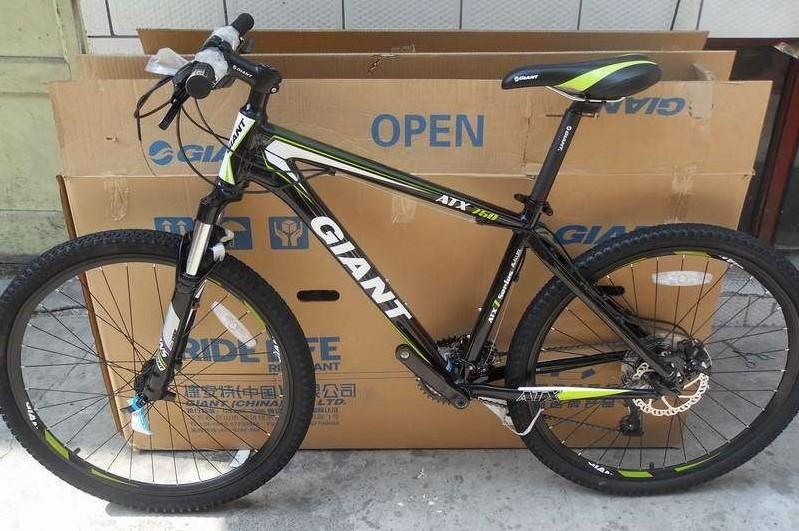 长期销售捷安特 ATX750 另有各款自行车