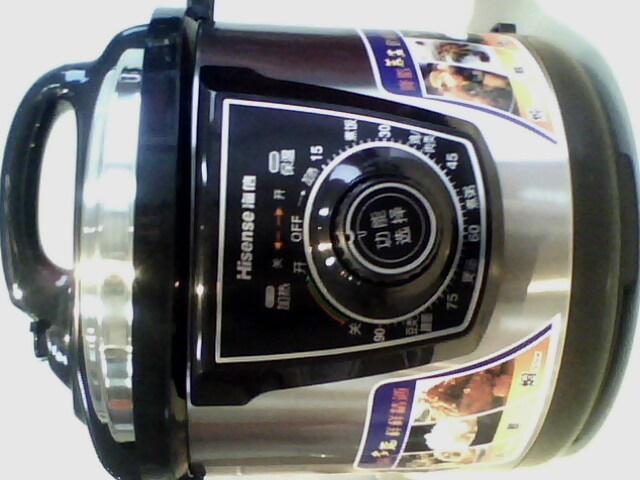 海信603a电压力锅