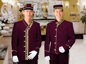 酒店服系列05