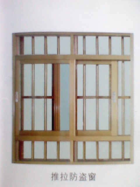 亚航铝合金防盗门窗