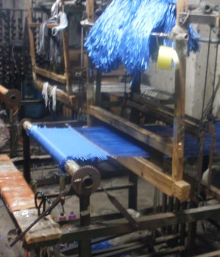 找平塘織布加工