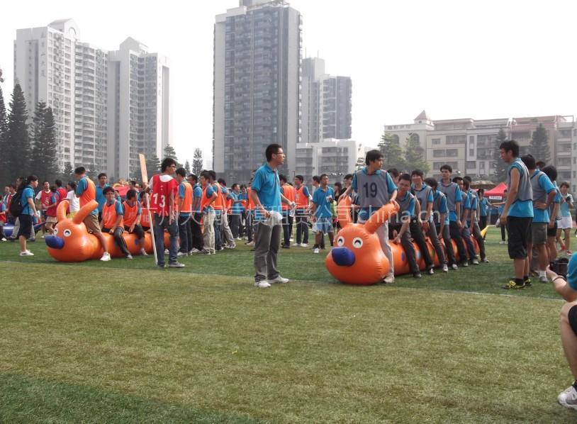 广州充气儿童乐园出租充气蹦蹦床充气蓝猫城堡租赁