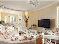 田园风格中式小窝之客厅