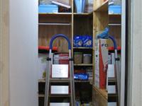 田园风格中式小窝之储藏室