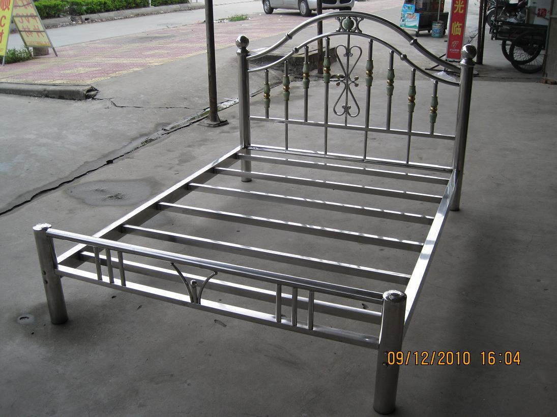 不锈钢床制作步骤图片