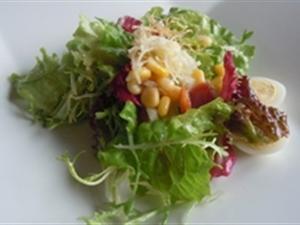 西安塞纳河法国餐厅高清图片
