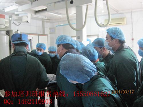 免费培训射频热凝靶点技术治疗椎间盘突出