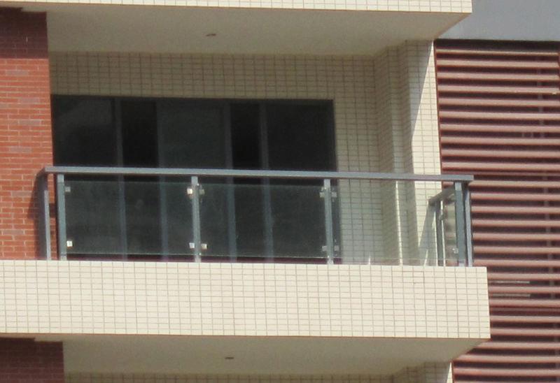 玻璃阳台栏杆