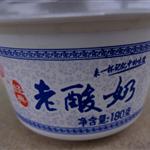 天友乳品�典老酸奶