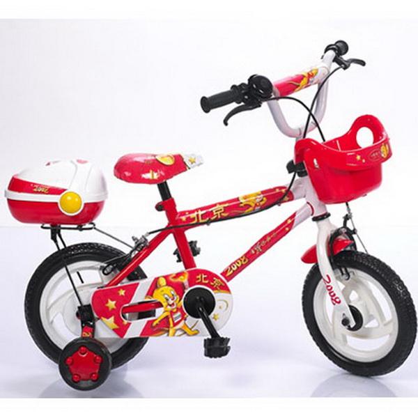 小龙哈彼自行车