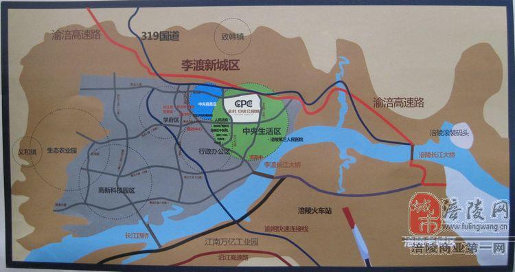 内江塔山公园地图