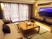 日式休闲客厅装修