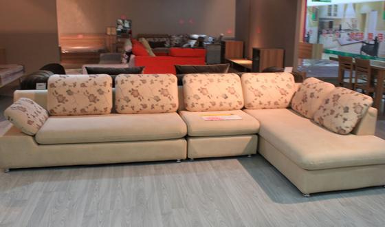 布艺新款沙发厂库存!现低价出售团购!图片