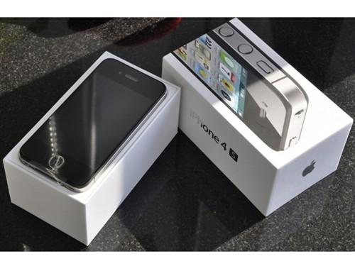 你hold住了吗苹果iPhone 4S港版仅售