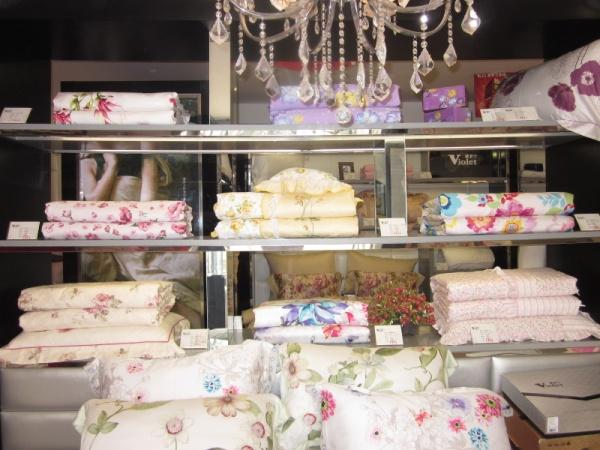 紫罗兰家纺专卖
