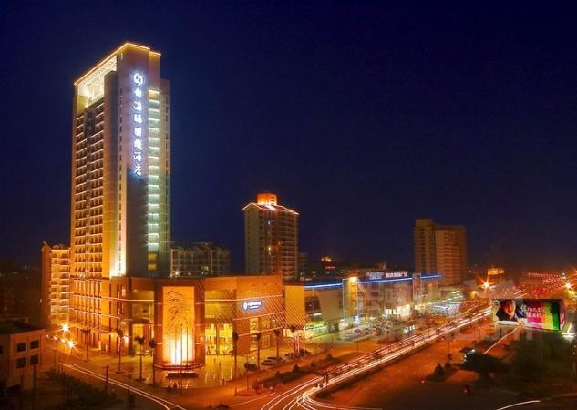 钦州白海豚国际酒店