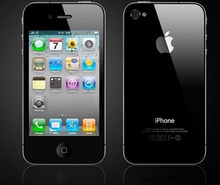 北美版iphone4