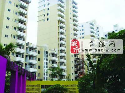 安溪三远江滨花园