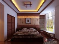 90平方优雅新中式二室一厅