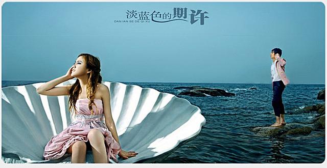"""""""红五月""""-五折-全城新娘写真"""