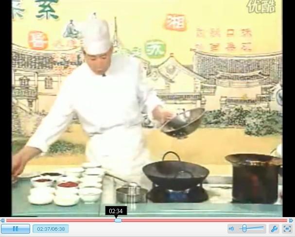 湘菜:醋�F�u三件