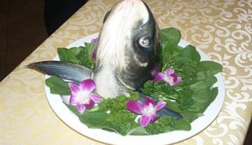 黑龙滩花鲢鱼头