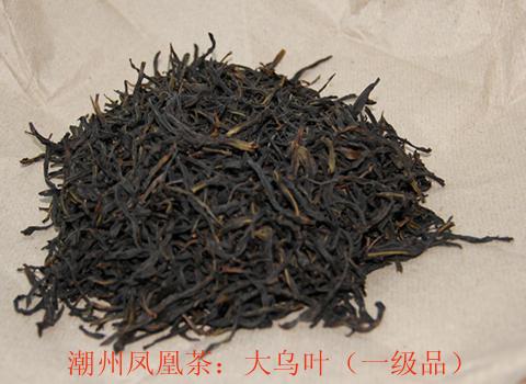 潮州凤凰茶:一级大乌叶(300元/斤)