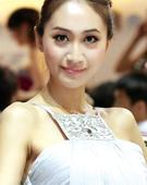 广州车展美女