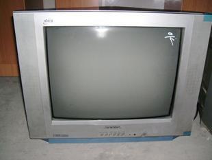 转让:实惠物品——熊猫牌彩色电视机