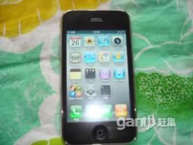 自用iPhone3GS16G转让完美运行1700