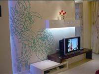 东升装饰电视墙
