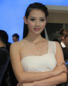 武汉国际车展之家有嫩模初长成篇1
