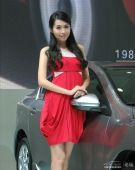 武汉国际车展之家有嫩模初长成篇2
