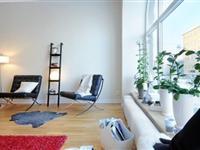 来自瑞典的简约公寓设计