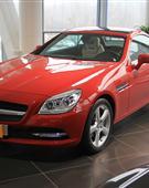 2012款奔驰SLK 200时尚型外观图片